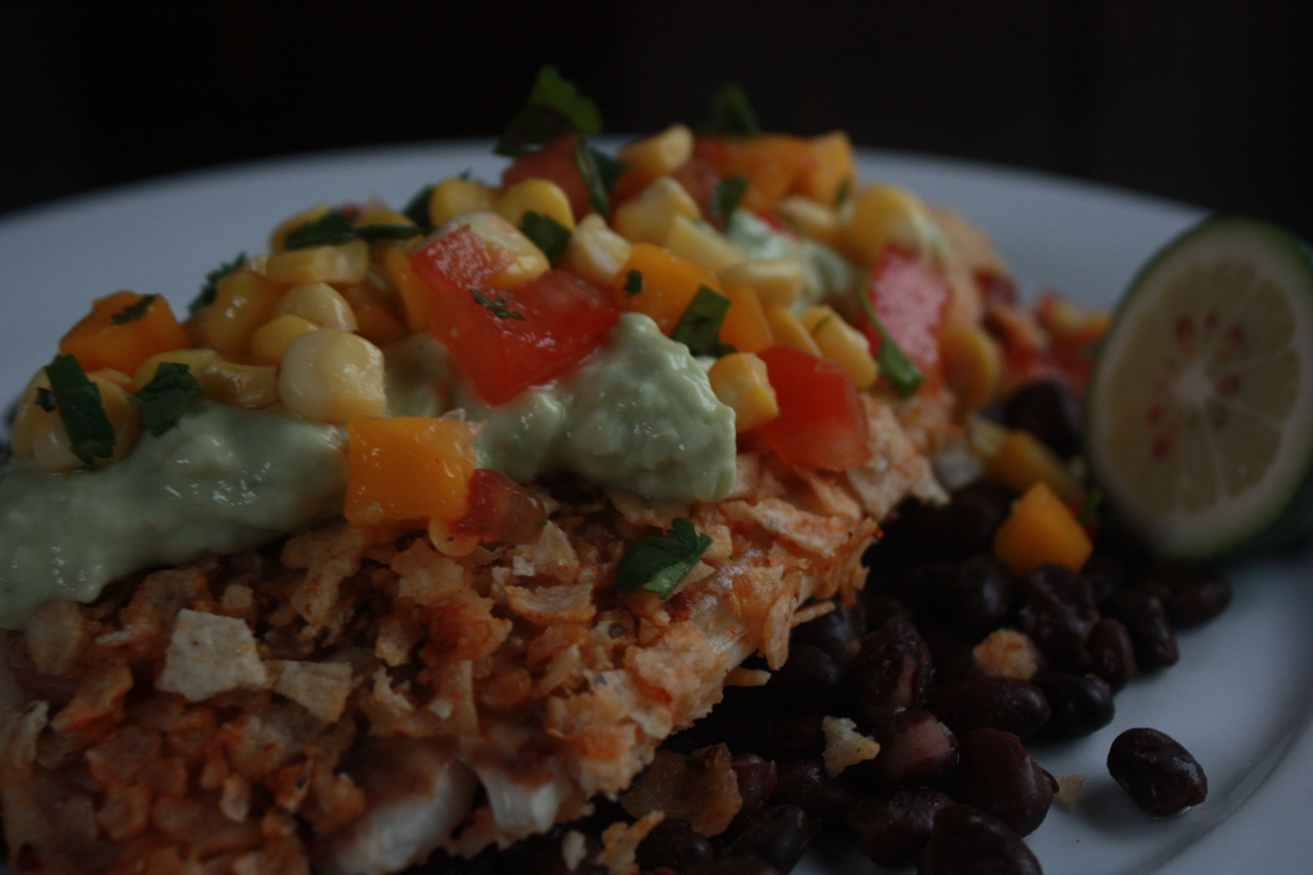 Tilapia With Pimiento Sauce Recipes — Dishmaps